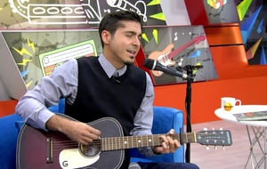 Ferman Akgül'den akustik şarkılar!