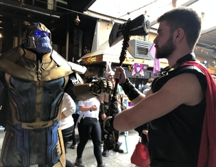 'K-POP DANS VE COSPLAY YARIŞMASI'