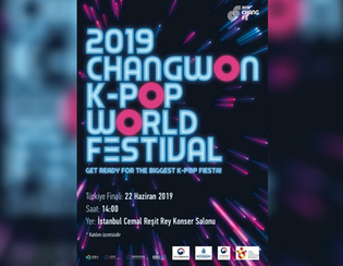 K-Pop World Festival 2019 Türkiye Ön Elemesi!