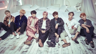 BTS - BLOOD SWEAT AND TEARS