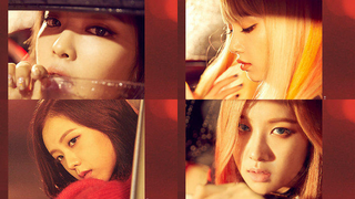BLACPINK - PLAYING WITH FIRE