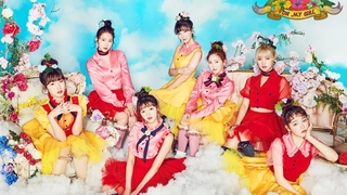 OH MY GIRL - COLORING BOOK