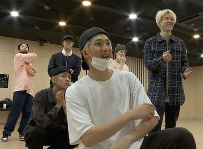 BTS dans provasında!