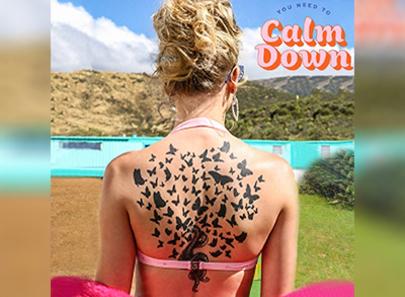 Taylor Swift ile rengarenk yaz!