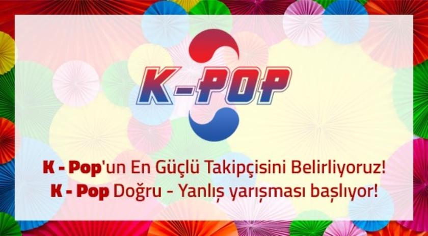 K-POP YARIŞMASI