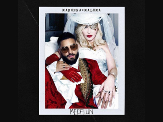 Madonna'dan yeni albüm!